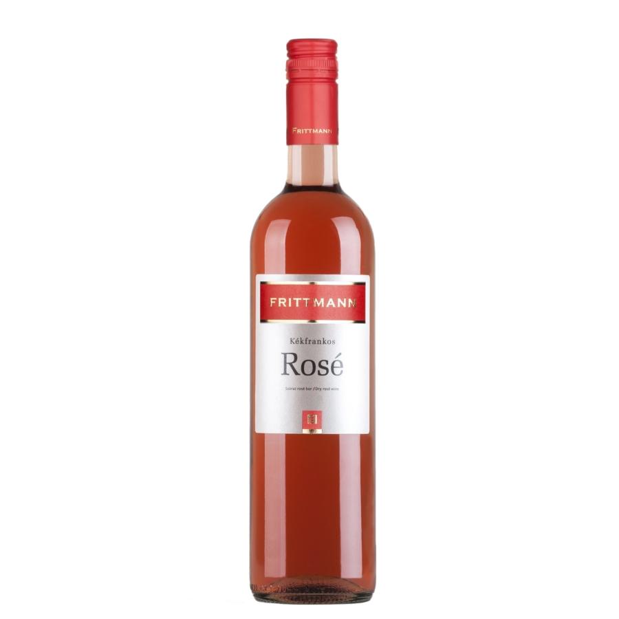 Frittmann Borászat – Rosé 2020